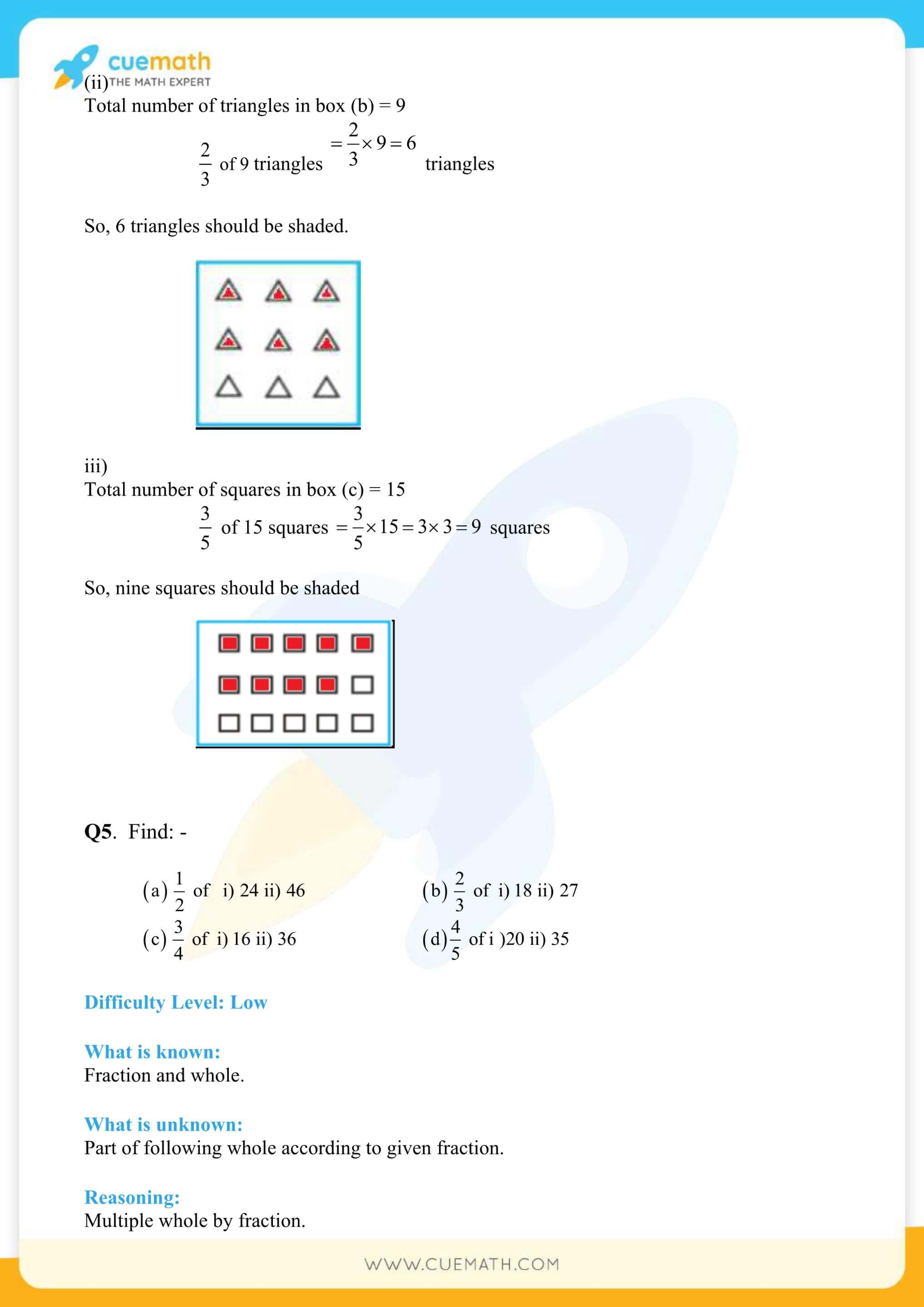 NCERT Solutions Class 7 Math Chapter 2 Fractions And Decimals 15