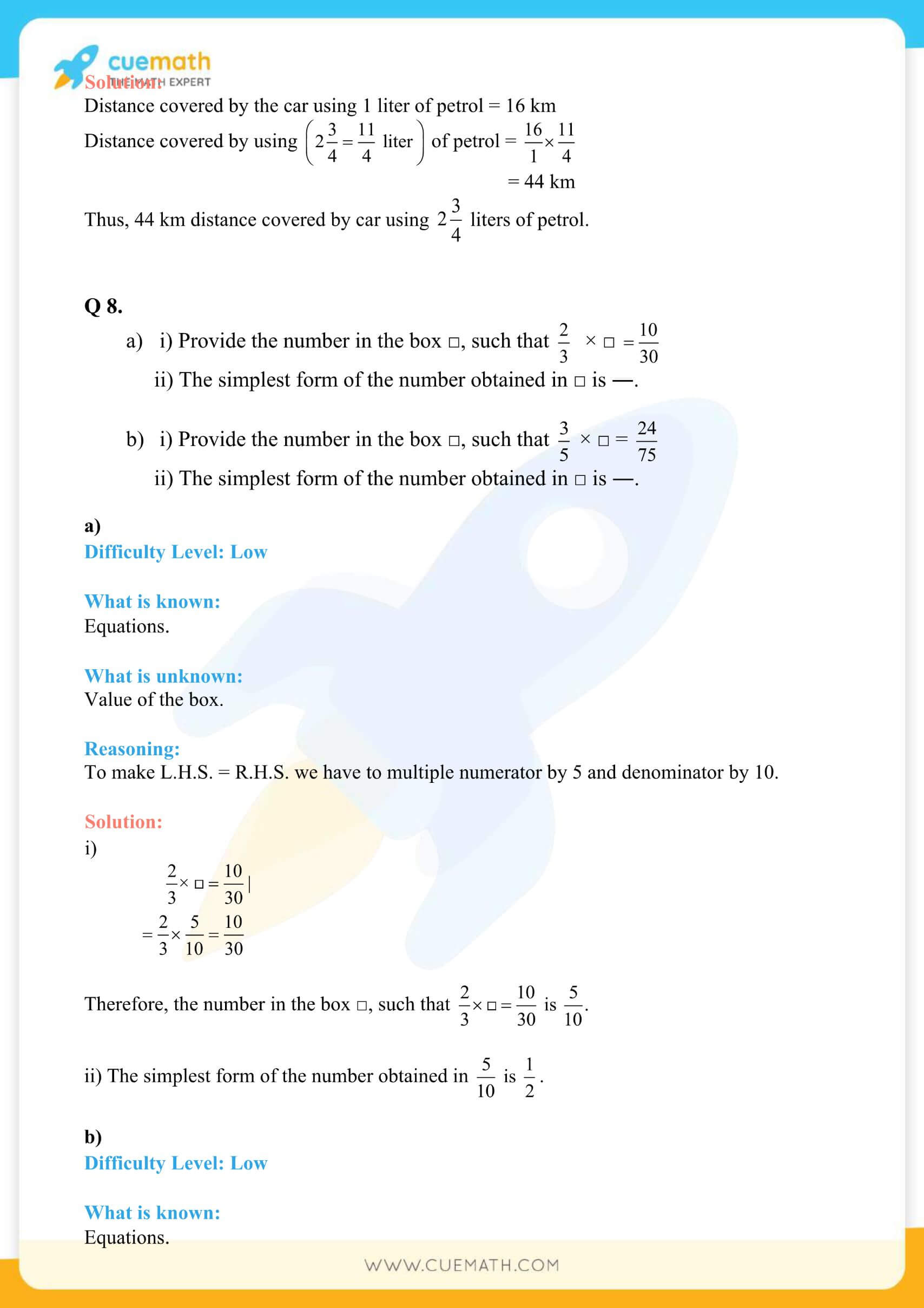 NCERT Solutions Class 7 Math Chapter 2 Exercise 2.3 29