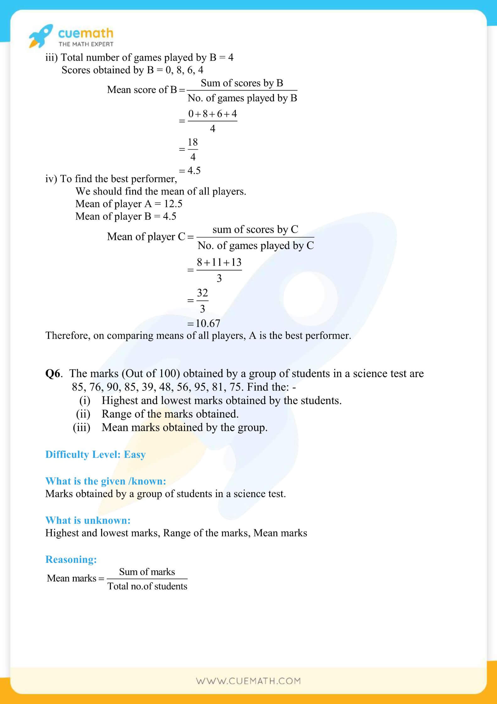NCERT Solutions Class 7 Math Chapter 3 Exercise 3.1 5