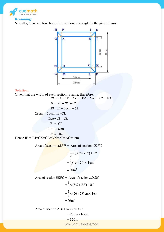 NCERT Solutions Class 8 Math Chapter 11 Mensuration 20