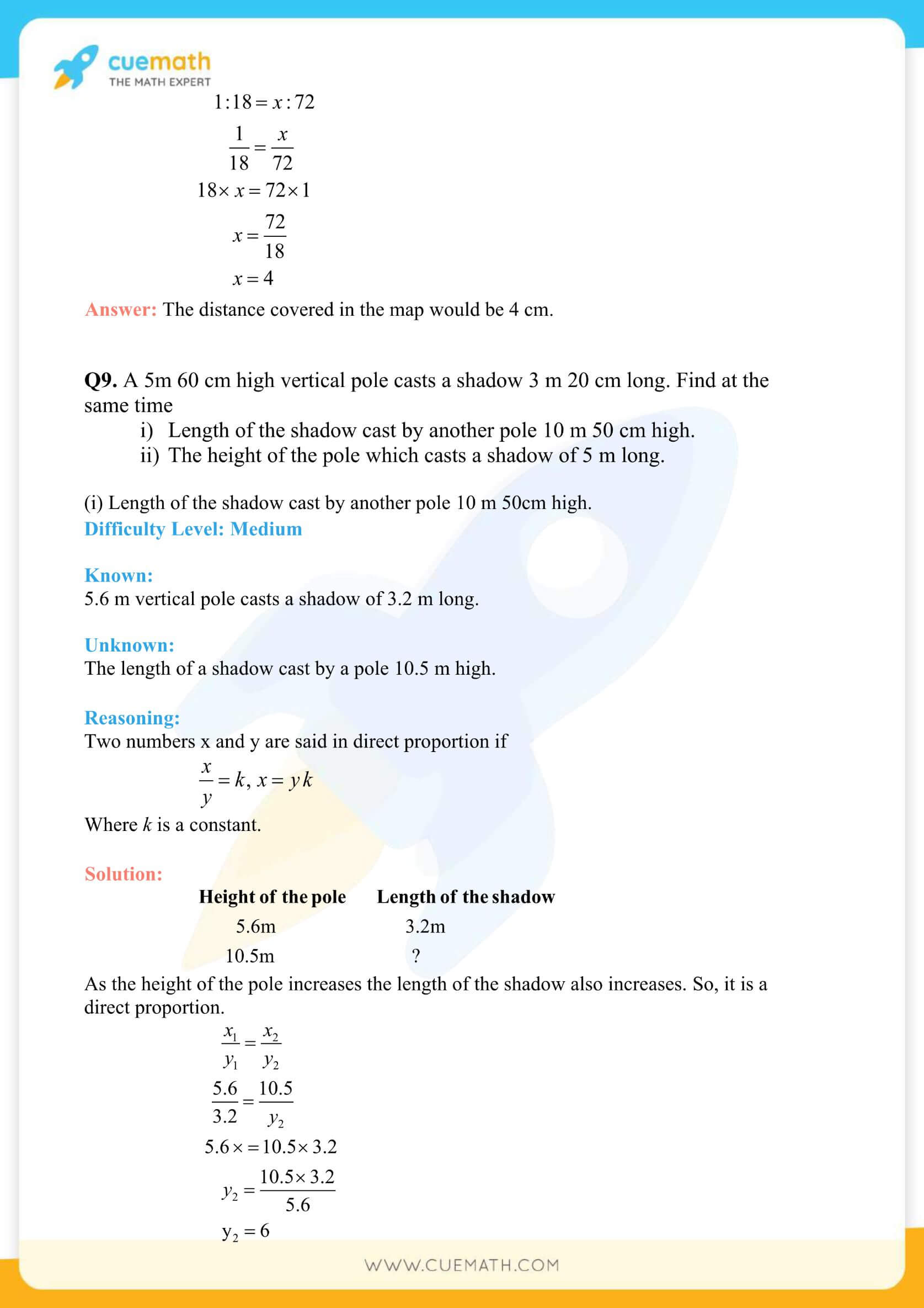 NCERT Solutions Class 8 Math Chapter 13 Exercise 13.1 9