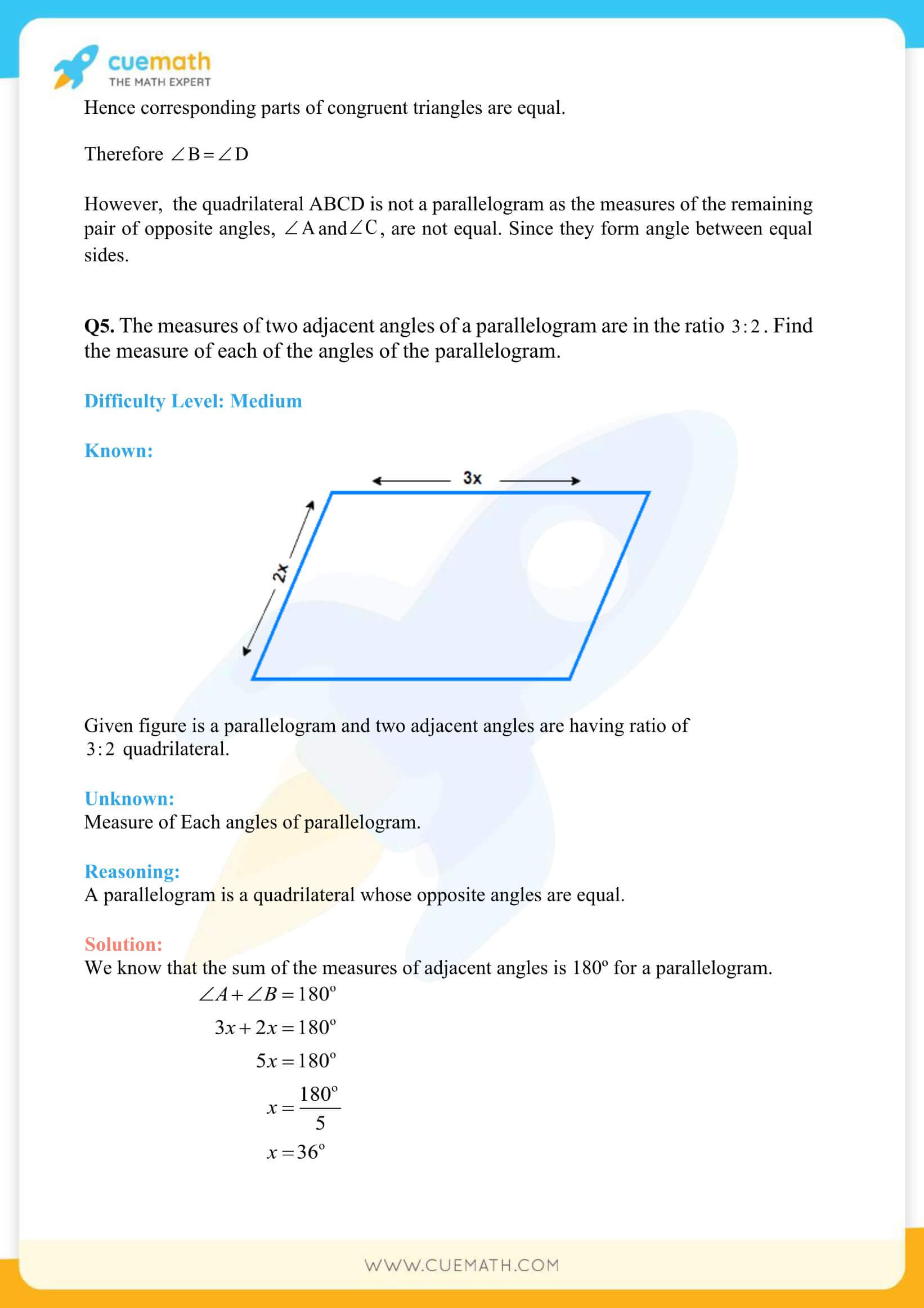 NCERT Solutions Class 8 Math Chapter 3 Exercise 3.3 28