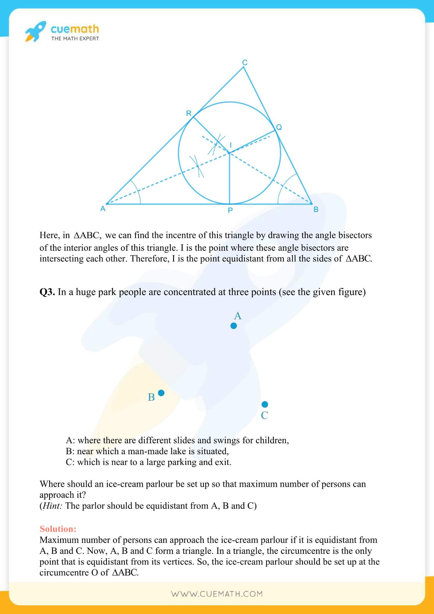 NCERT Solutions Class 9 Math Chapter 7 Exercise 7.5 31