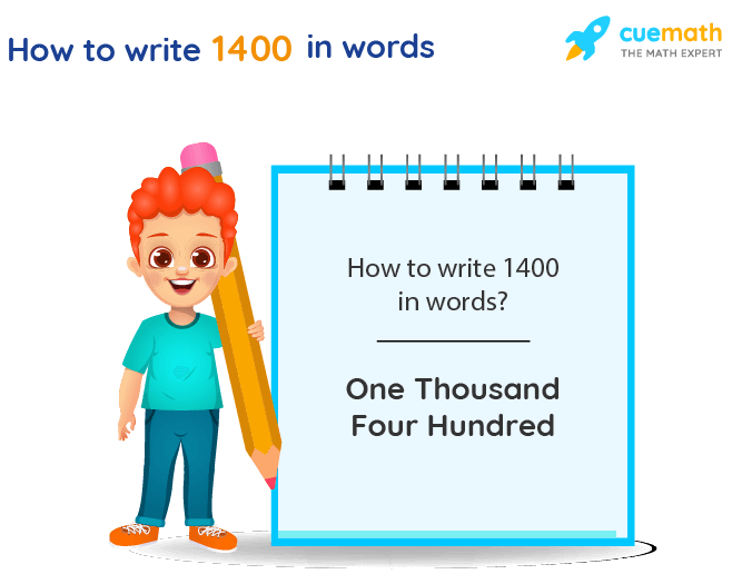 1400 in Words